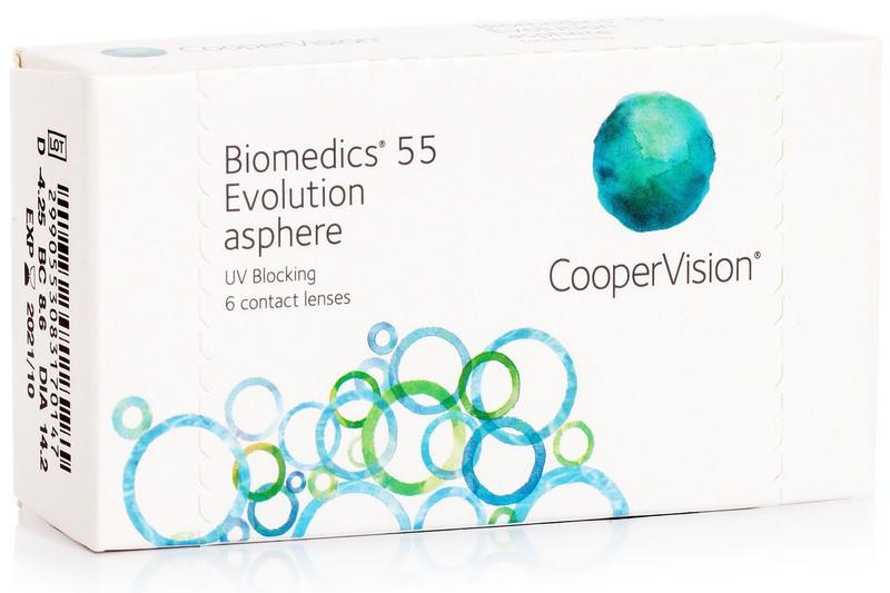 Biomedics 55 6p-1