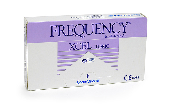 FREQUENCY XCEL Toric 3pack