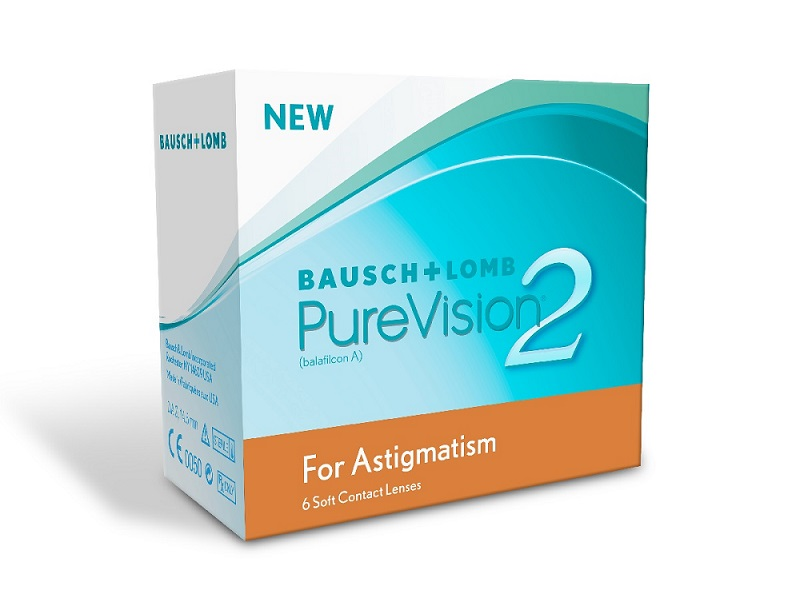 PureVision2 HD for Astigmatism 6pack