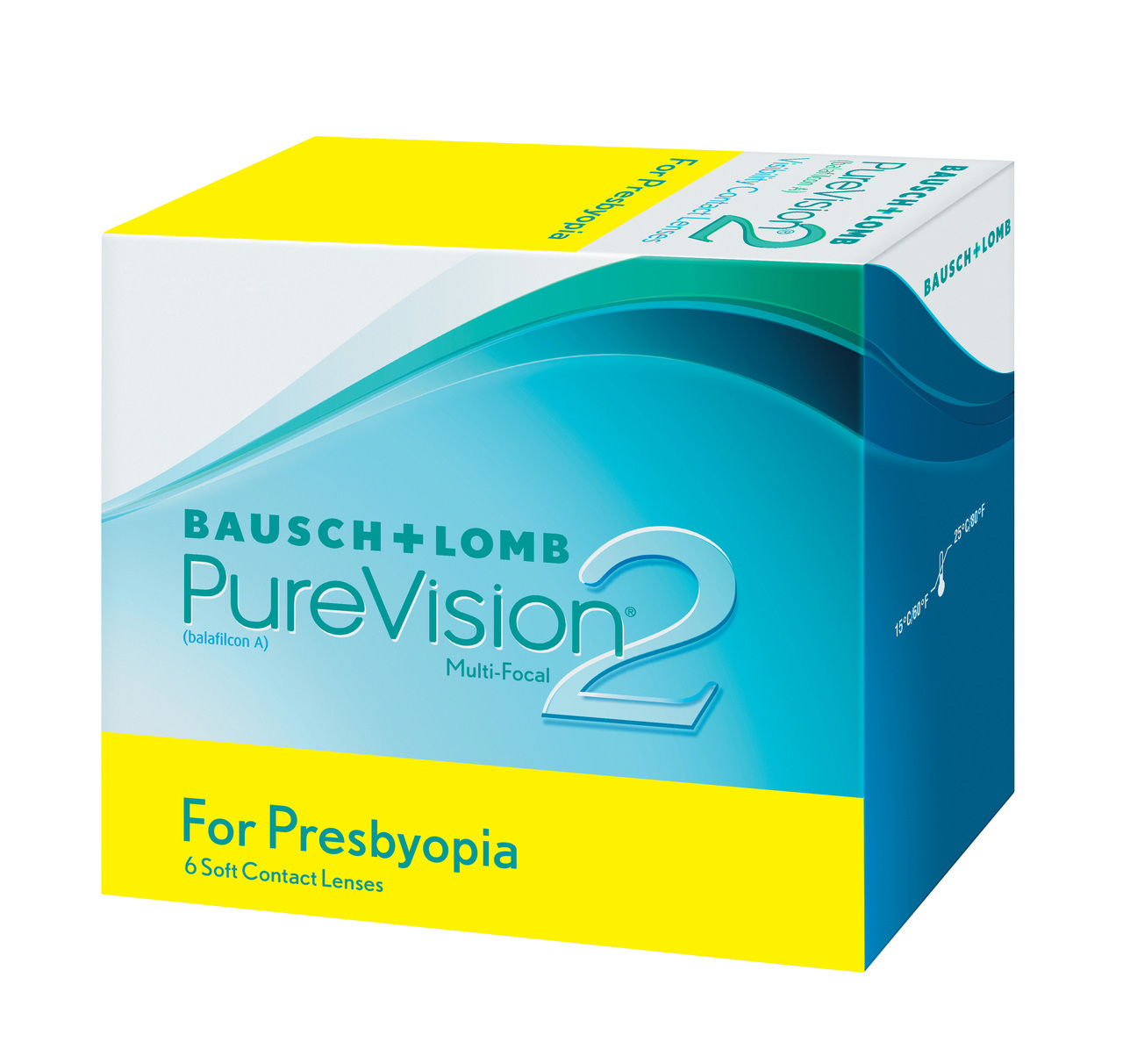 PureVision2HD Multi-Focal for Presbyopia 6pack
