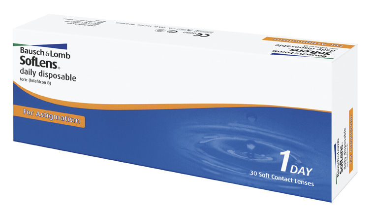 SOFLENS One Day for Astigmatism 10pack