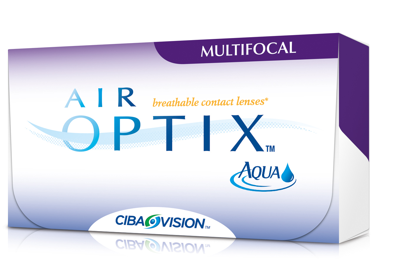 AIR OPTIX AQUA MULTIFOCAL 3pack