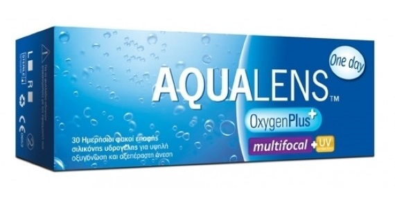 AQUALENS OxygenPlus One Day MultiFocal