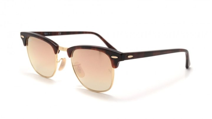 ray-ban-clubmaster-tortoise-flash-lenses-rb3016-990-7o-49-21-small-degraded-flash